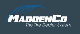 MaddenCo Logo Footer